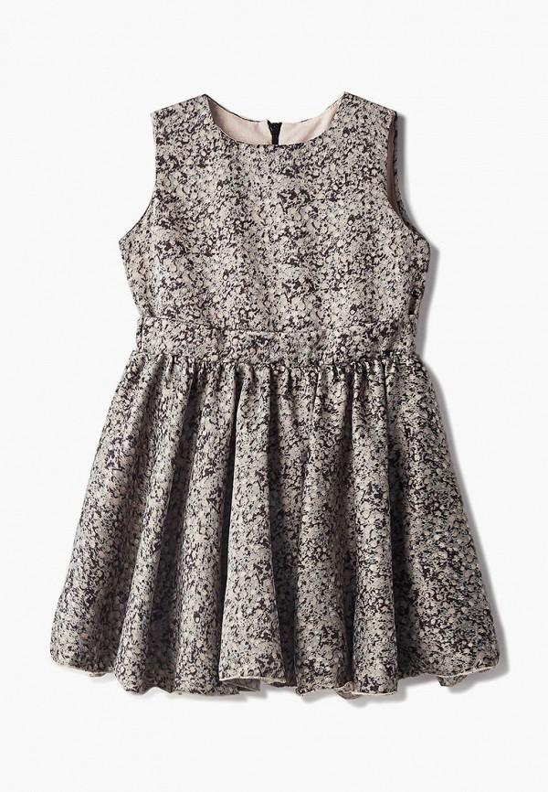 платье archyland для девочки, серое