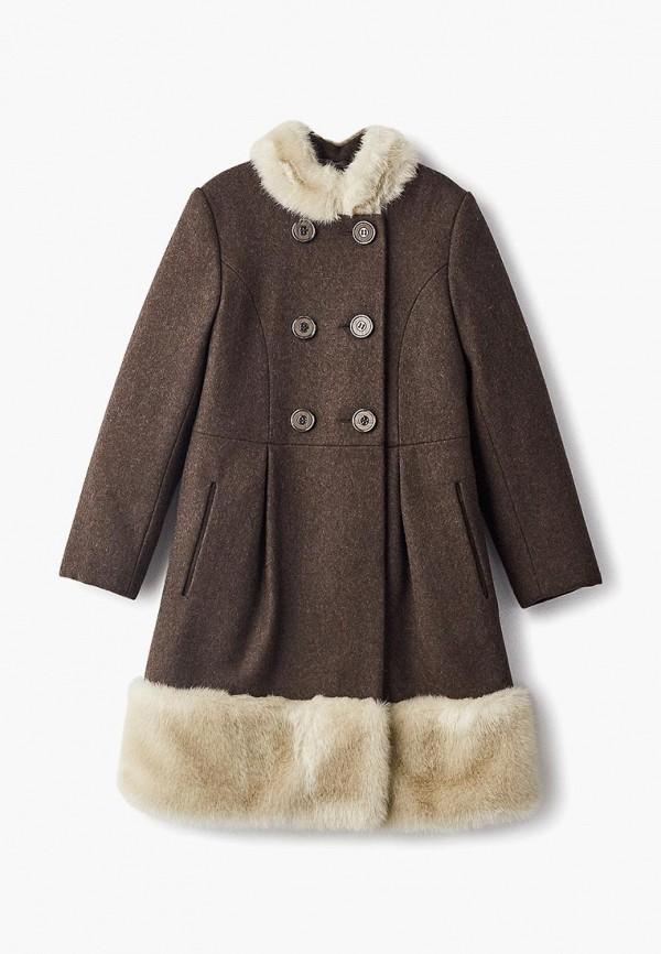 Пальто Mamma Mila! Mamma Mila! MP002XG00EW2 цена