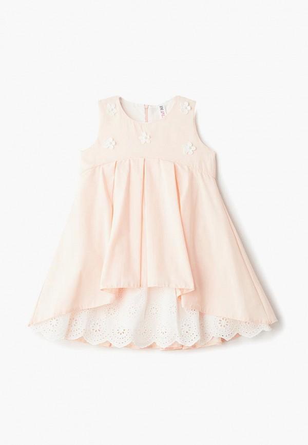 Купить Платье Infunt, Bart, mp002xg00ewk, коралловый, Весна-лето 2019