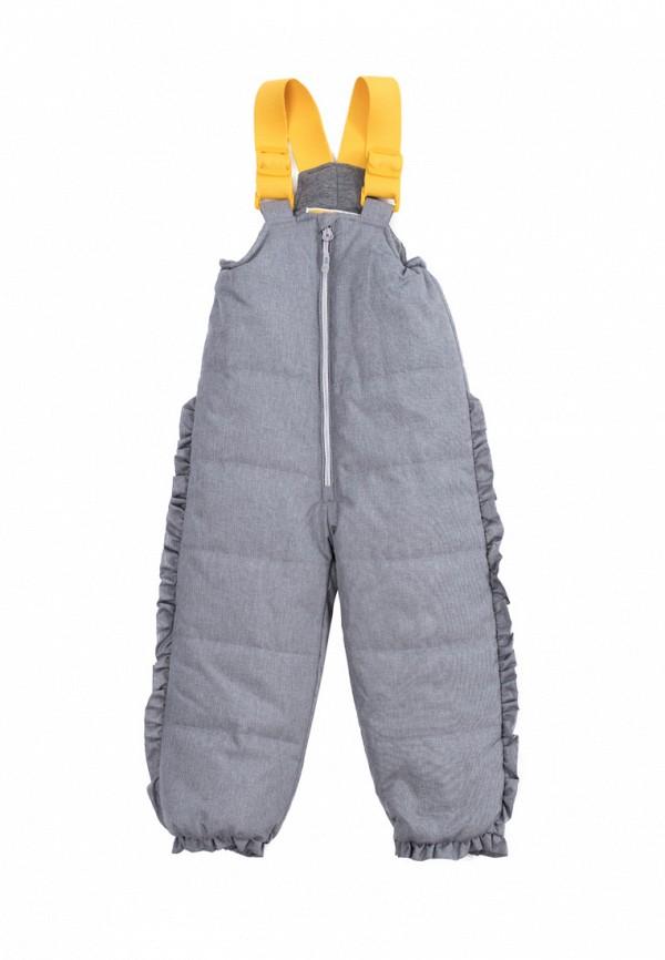 брюки playtoday для девочки, серые