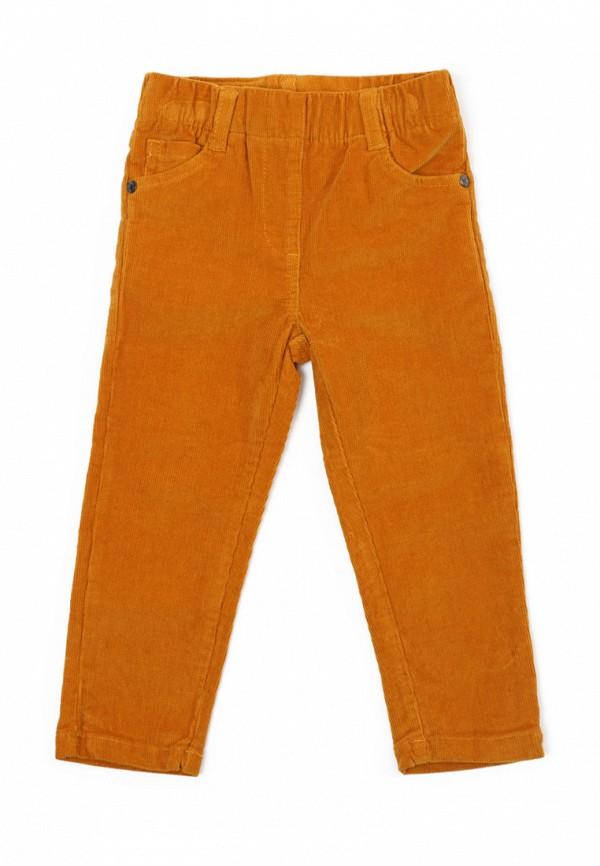 брюки playtoday для девочки, желтые