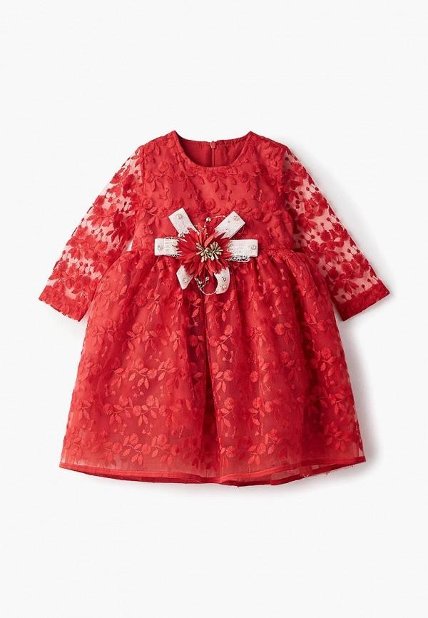 Купить Платье MiLi, mp002xg00f29, красный, Весна-лето 2019