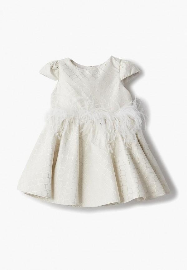 Купить Платье MiLi, mp002xg00f2e, бежевый, Весна-лето 2019