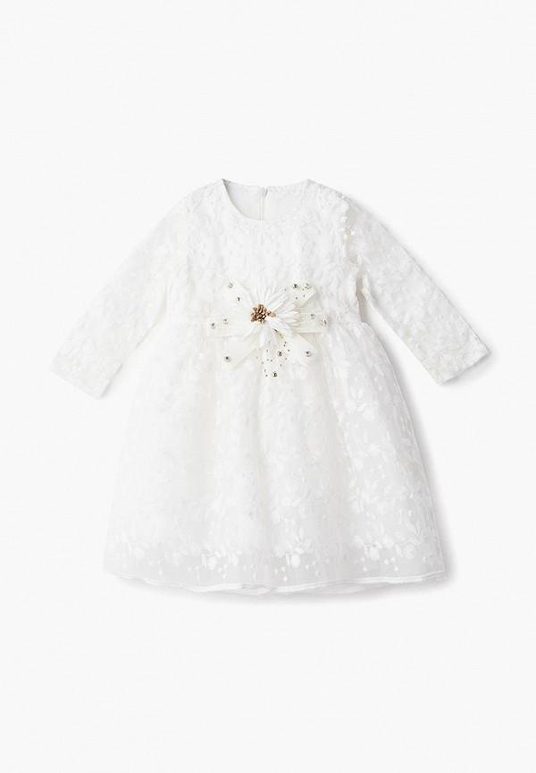Купить Платье MiLi, mp002xg00f2s, белый, Весна-лето 2019