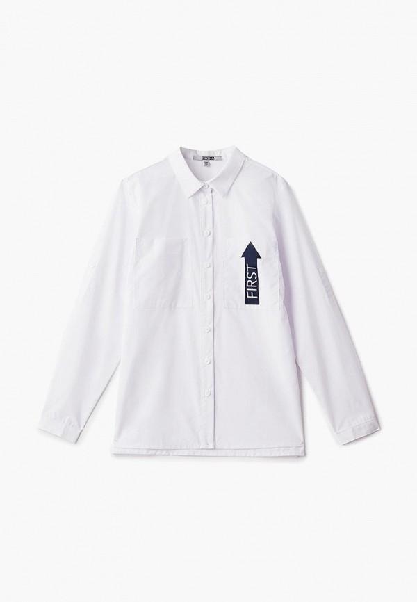 Рубашка RionaKids RionaKids  белый фото