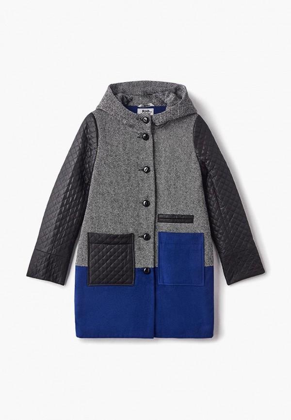 Куртка утепленная RionaKids RionaKids MP002XG00F42 куртка утепленная rionakids rionakids mp002xg00iuu
