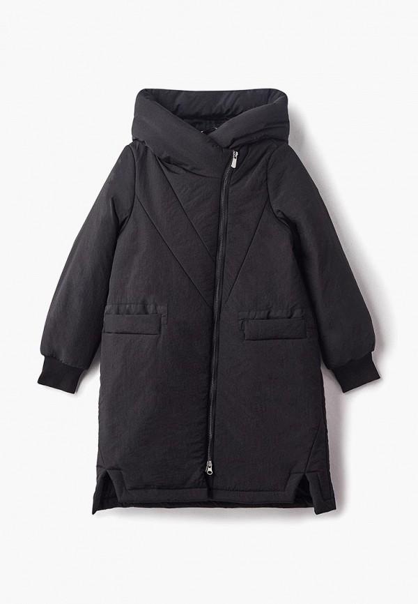 Купить Куртка утепленная RionaKids, Ричи, mp002xg00f47, черный, Осень-зима 2018/2019