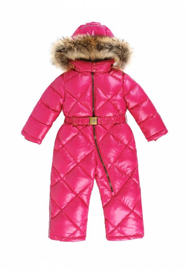 комбинезон arctiline для девочки, розовый