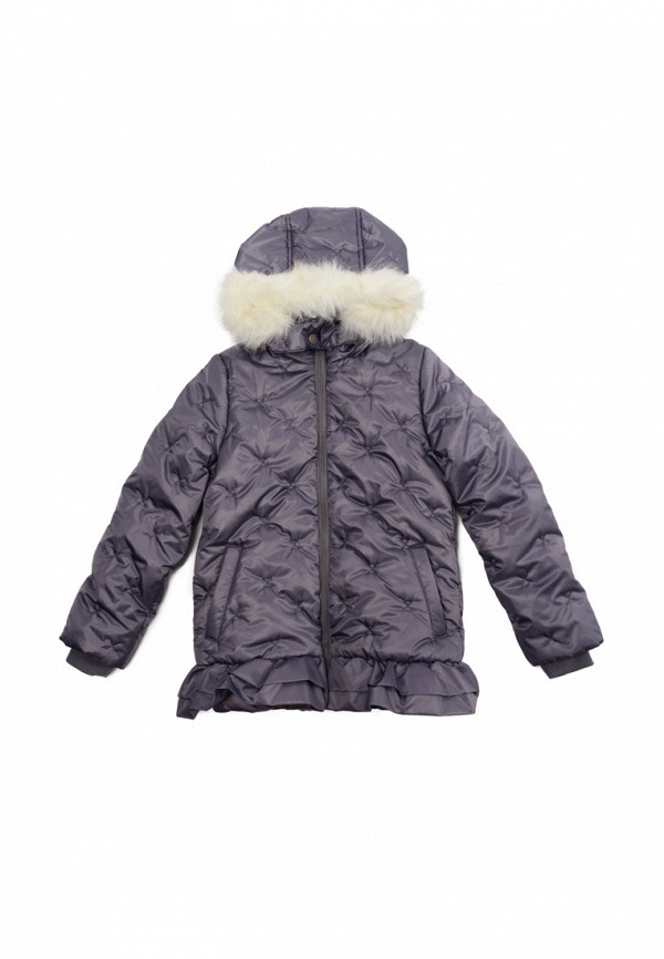 Купить Куртка утепленная PlayToday, mp002xg00f8i, серый, Осень-зима 2018/2019