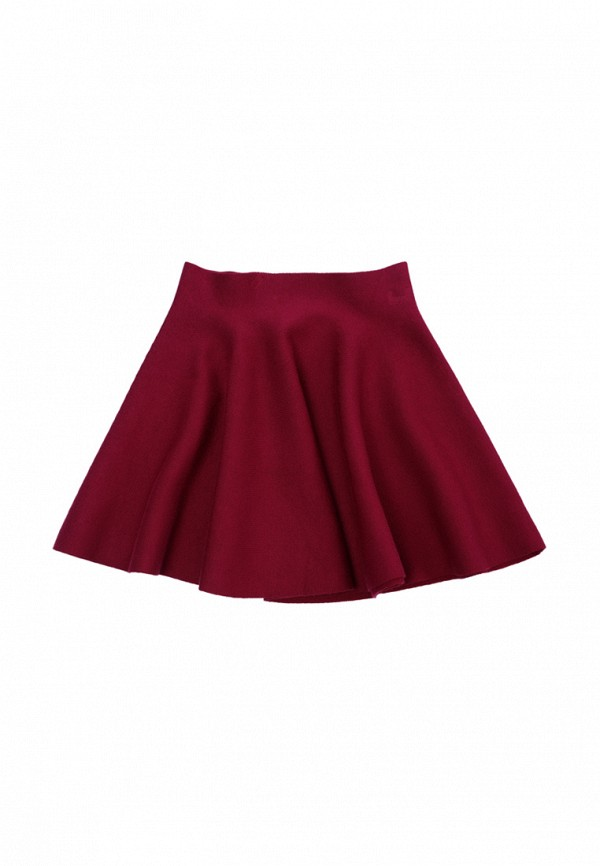 юбка playtoday для девочки, бордовая