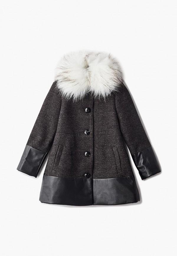 Пальто Смена Смена MP002XG00F9G смена смена пальто серое в полоску