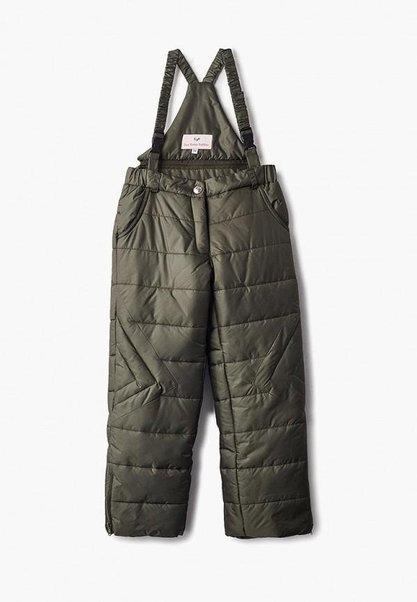 брюки noble people для девочки, хаки