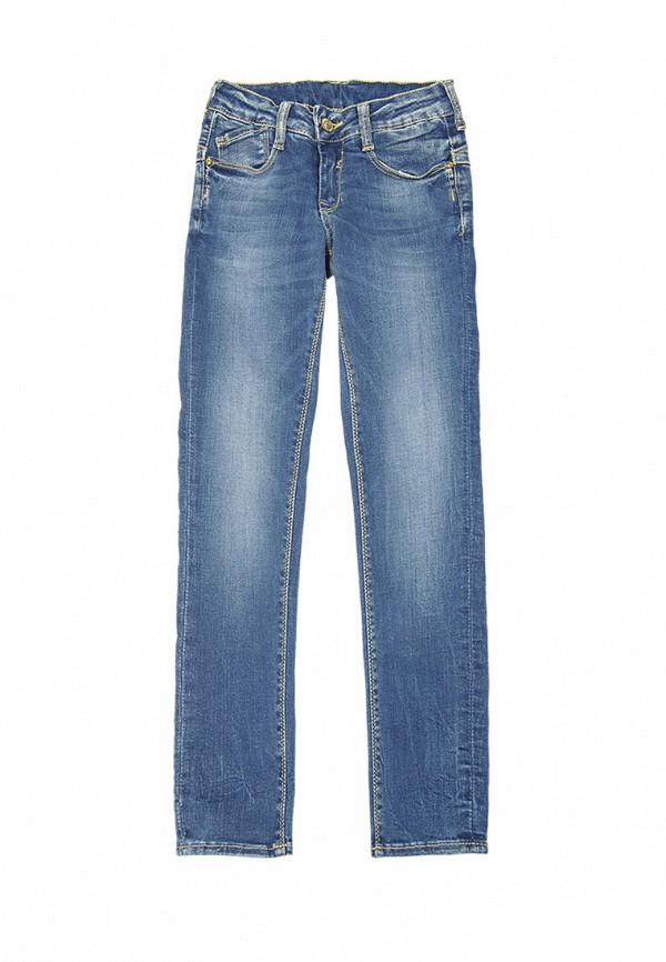 джинсы le temps des cerises для девочки, голубые