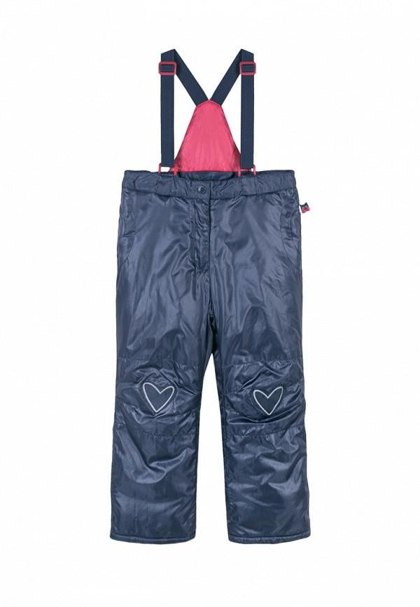 брюки coccodrillo для девочки, синие