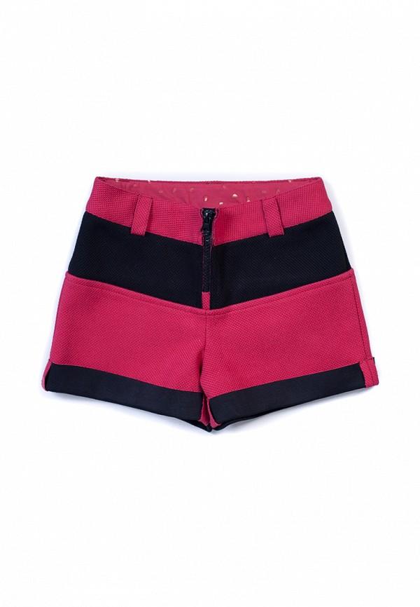 шорты ёмаё для девочки, красные