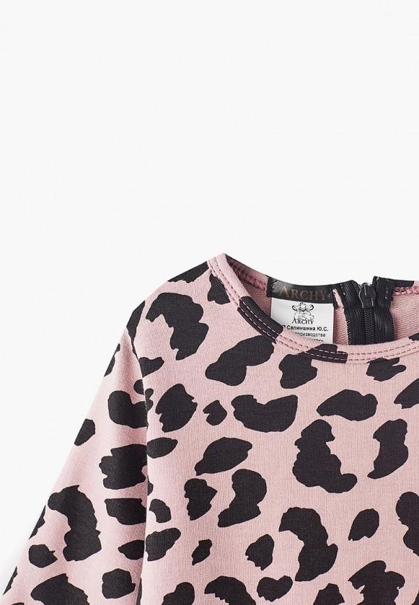 Платья для девочки Archyland цвет розовый  Фото 3