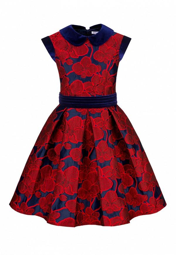платье alisia fiori для девочки, разноцветное