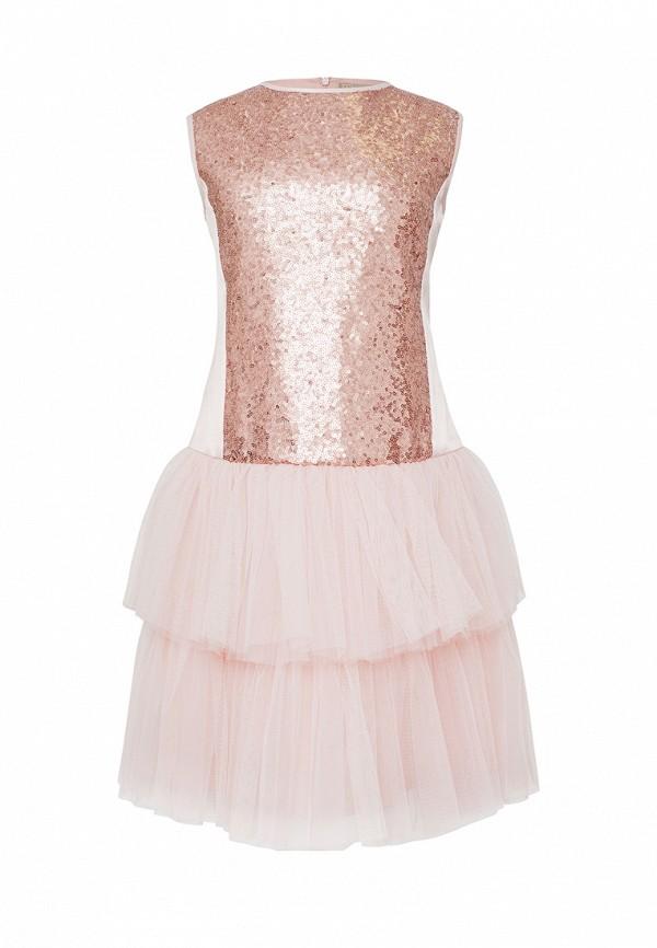 Платье Смена Смена MP002XG00FQF смена смена новогоднее платье бежевое