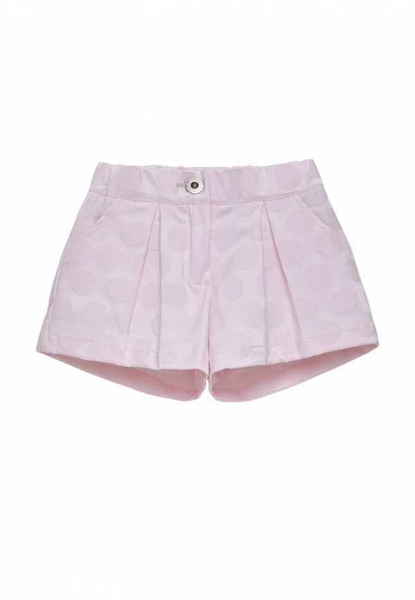 шорты cookie для девочки, розовые