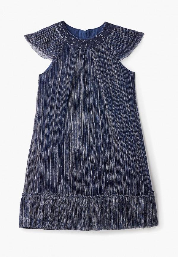 платье infunt для девочки, синее
