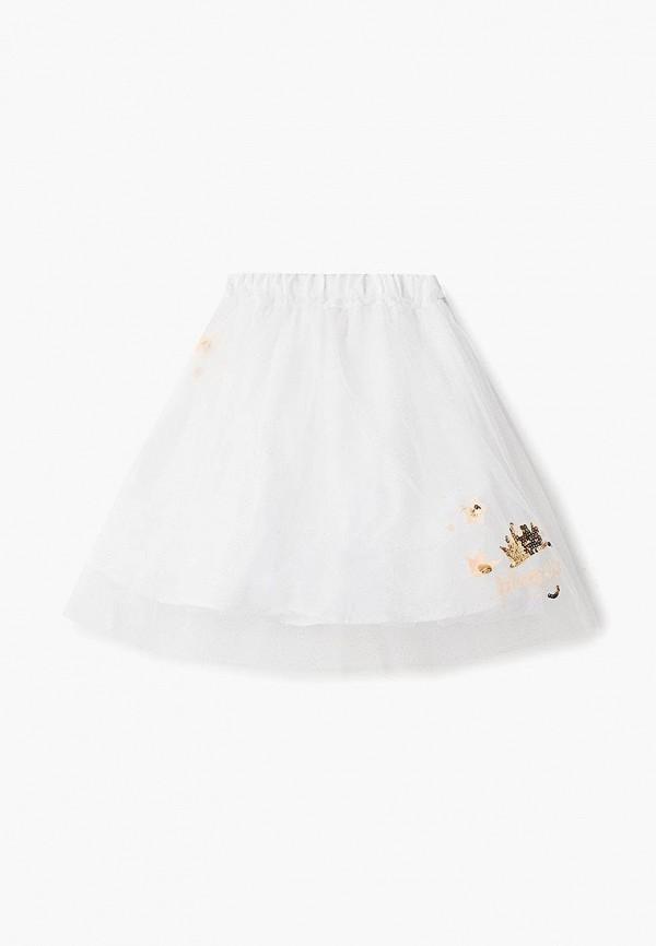 юбка infunt для девочки, белая