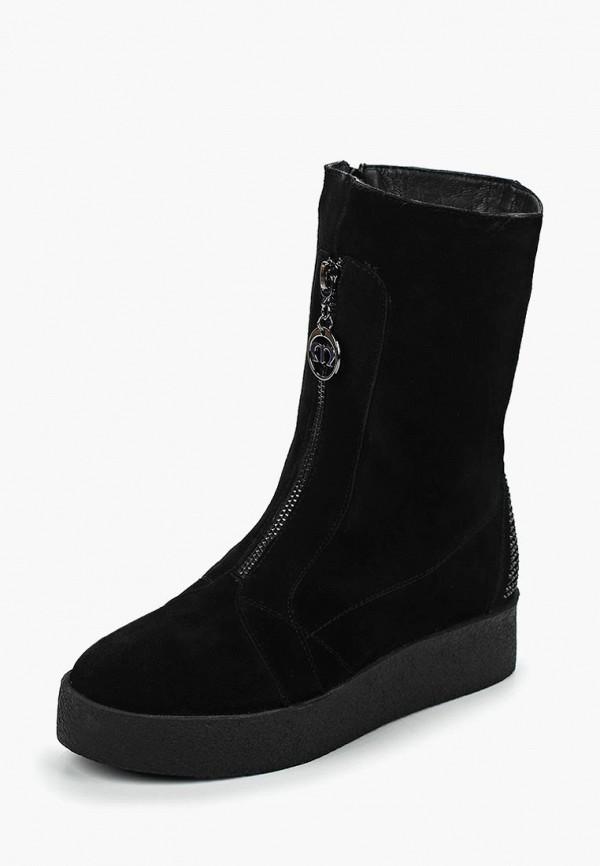 сапоги капитошка для девочки, черные