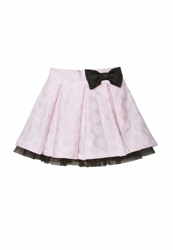 юбка cookie для девочки, розовая
