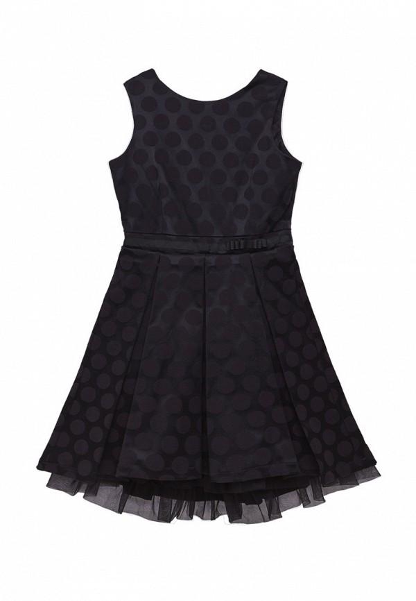 платье cookie для девочки, черное