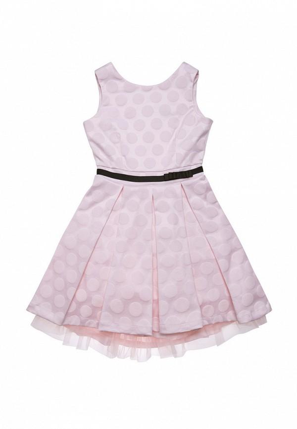 платье cookie для девочки, розовое