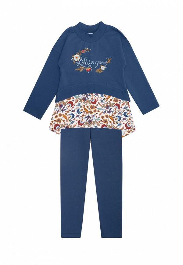 спортивный костюм bell bimbo для девочки, синий