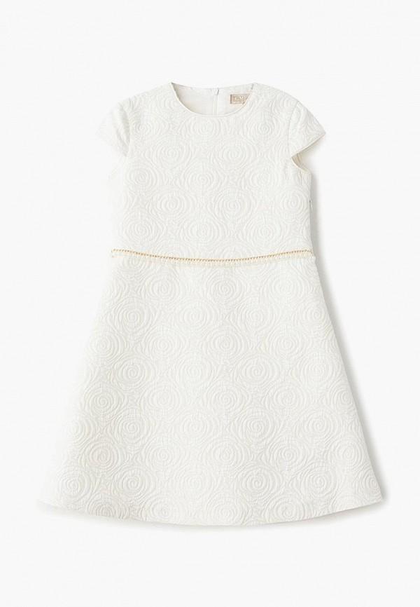 Платья для девочки Смена цвет бежевый