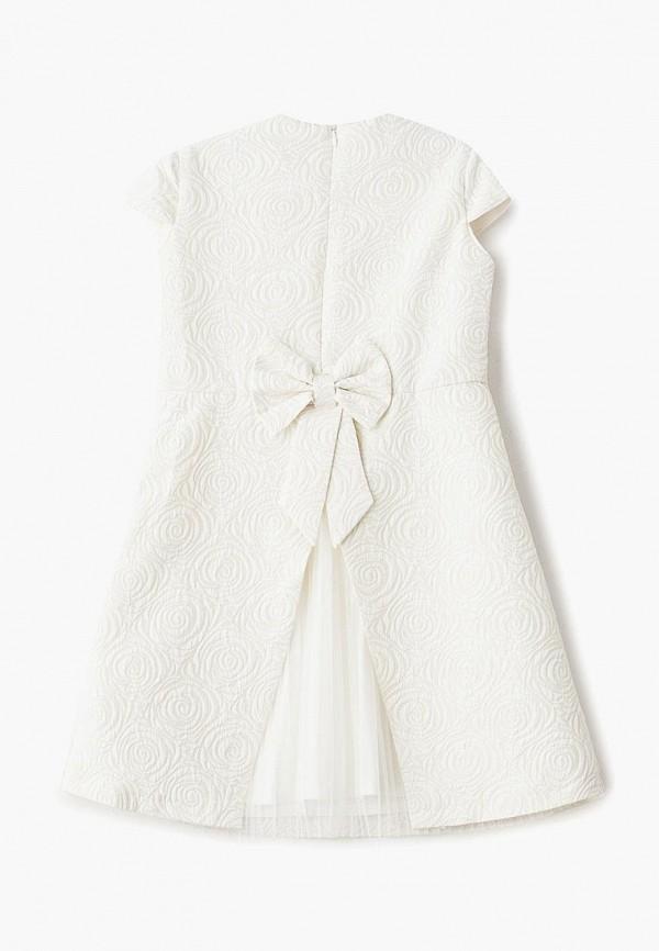 Платья для девочки Смена цвет бежевый  Фото 2