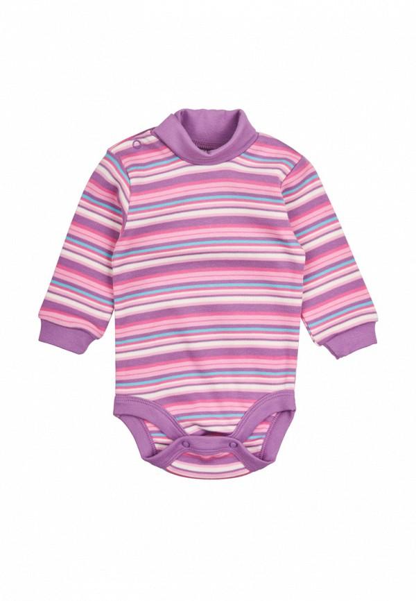 боди ля-ля для девочки, фиолетовые