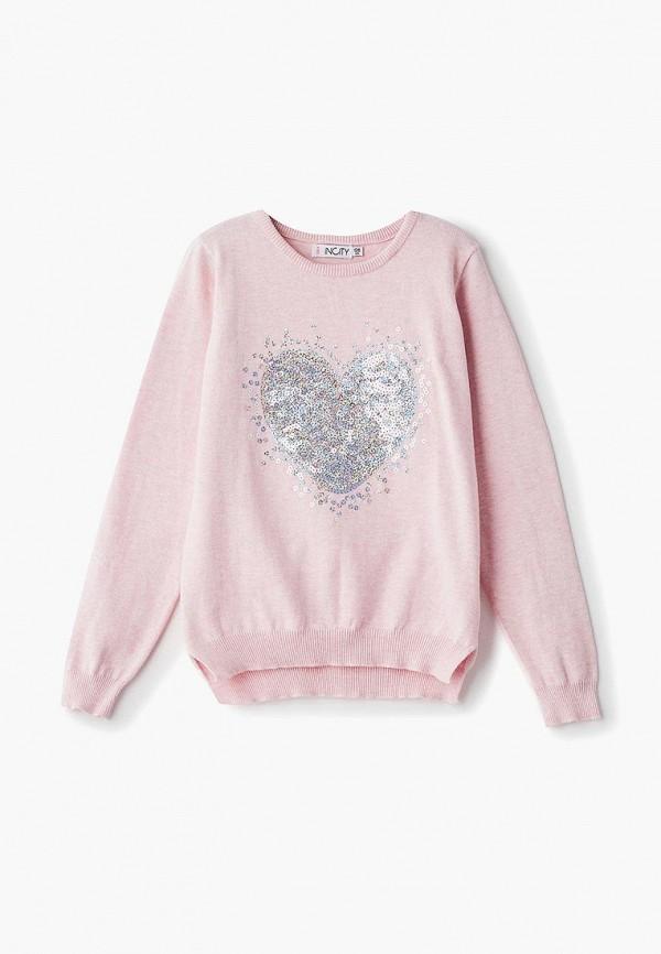 Купить Джемпер Incity, mp002xg00g44, розовый, Весна-лето 2019