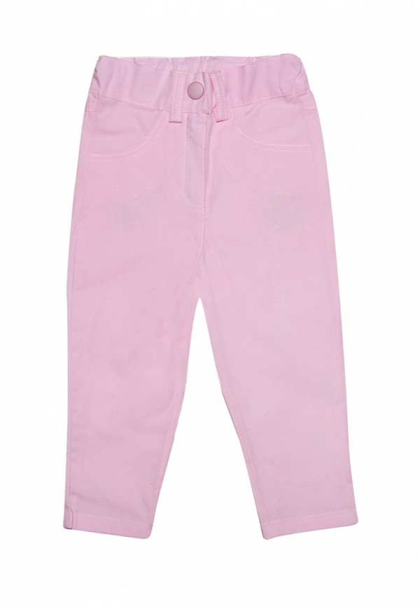 брюки клякса для девочки, розовые