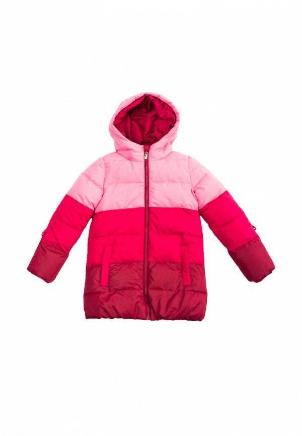 куртка playtoday для девочки, красная