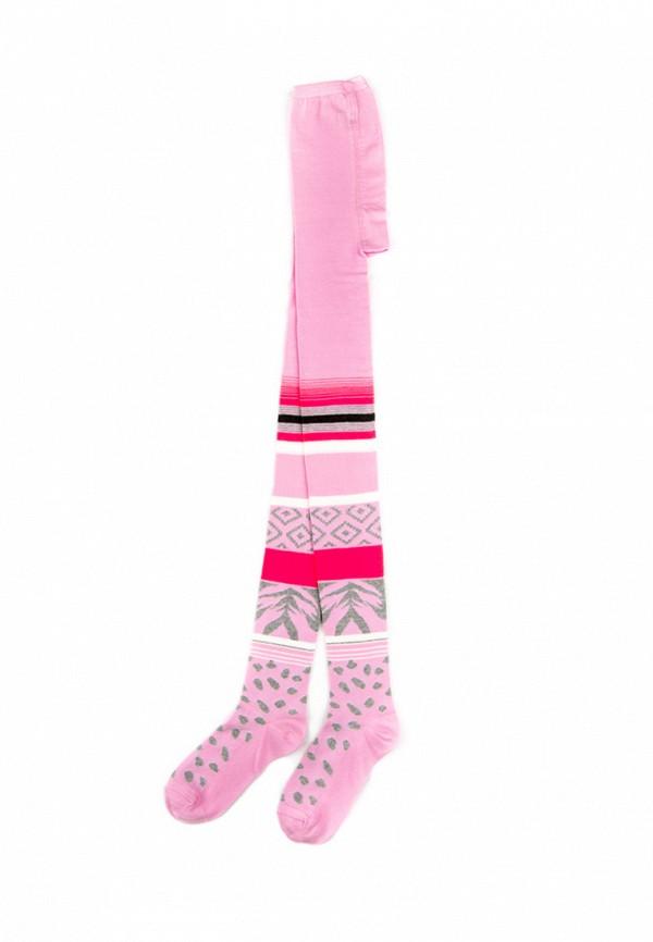 колготки koly для девочки, розовые
