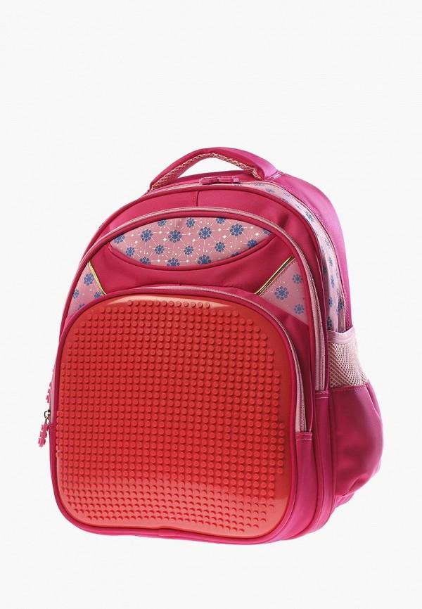 рюкзак vittorio richi для девочки, красный