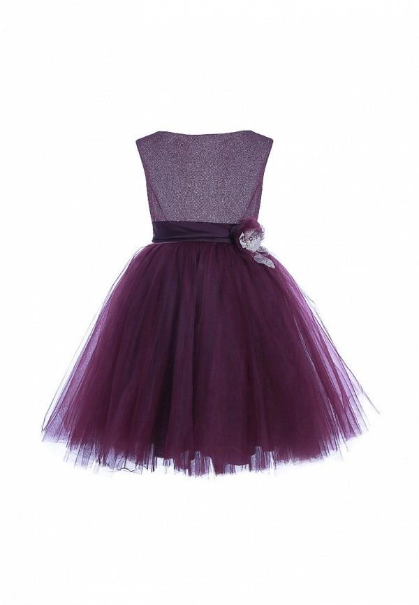 платье love story для девочки, фиолетовое