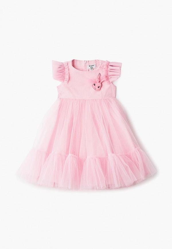 Платье Bonjour Bebe Bonjour Bebe MP002XG00GDL обувь на высокой платформе bebe