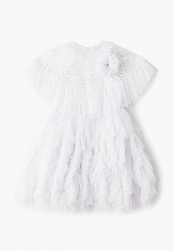 Платье Bonjour Bebe Bonjour Bebe MP002XG00GE4 балдахины для кроваток bebe luvicci baby birdie