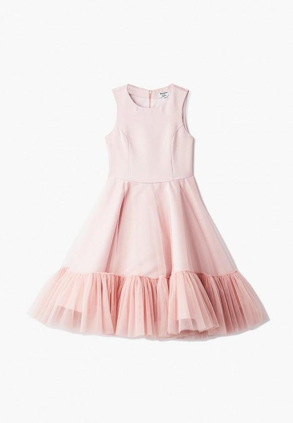 Платье Bonjour Bebe Bonjour Bebe MP002XG00GE5 обувь на высокой платформе bebe