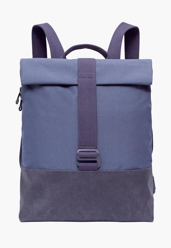 рюкзак grizzly для девочки, фиолетовый