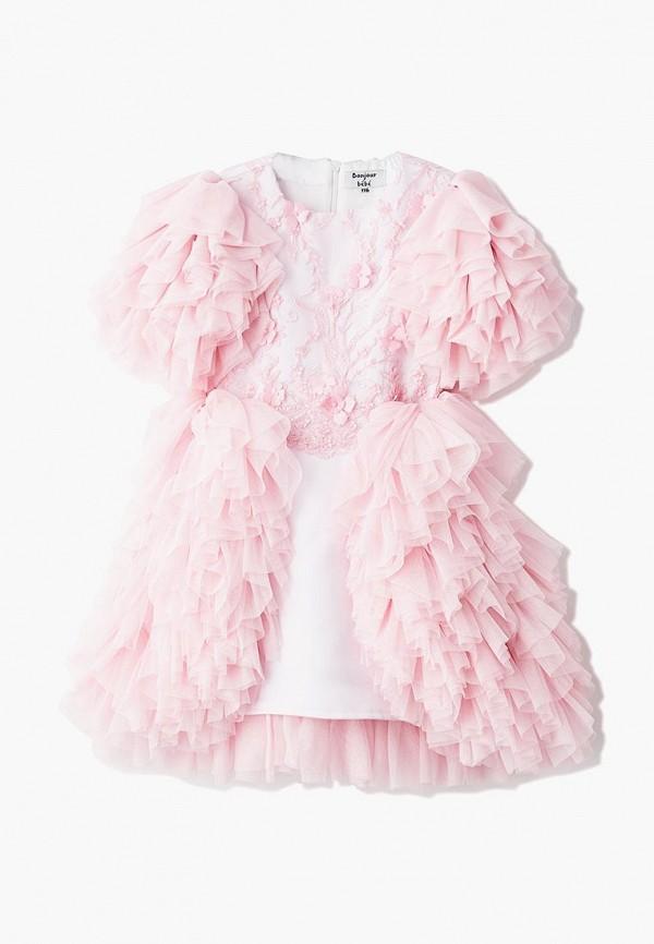 Платье Bonjour Bebe Bonjour Bebe MP002XG00GF4 é pessard bonjour suzon