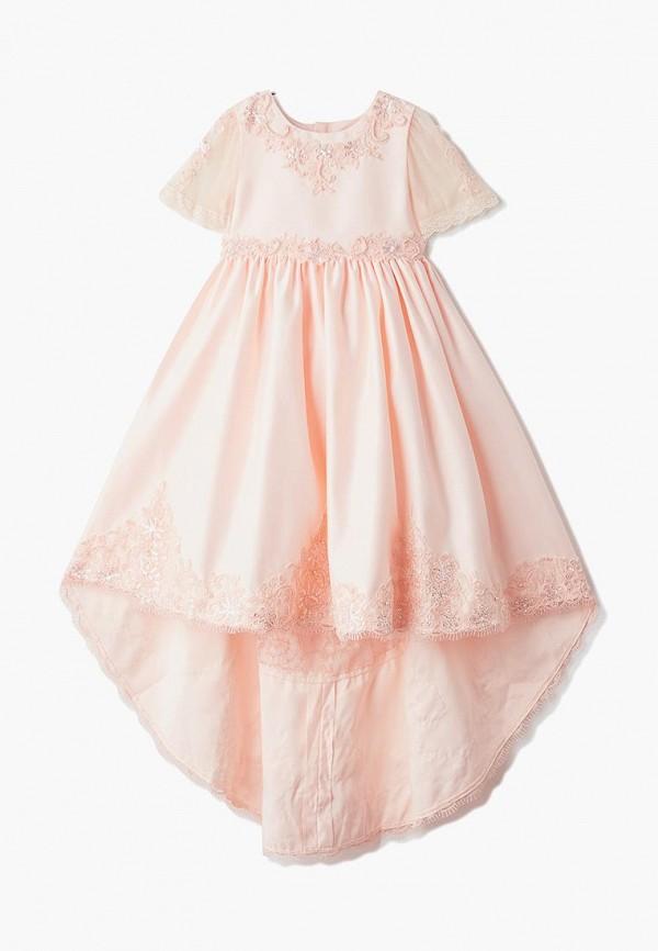 платье bonjour bebe для девочки
