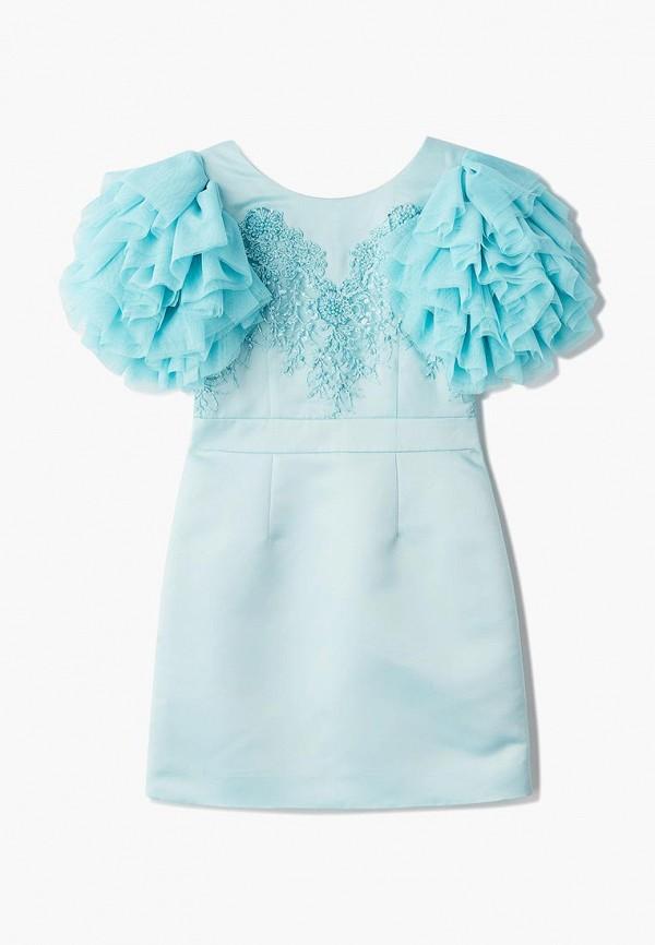 Платье Bonjour Bebe Bonjour Bebe MP002XG00GFI гигиена здоровье bebe jou bebe jou термо ванночка