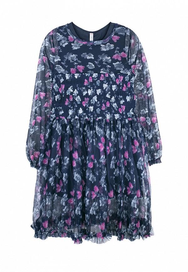 Платье Coccodrillo Coccodrillo MP002XG00GFW coccodrillo coccodrillo платье girl синее с принтом
