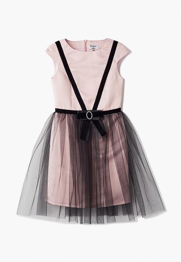 Платье Bonjour Bebe Bonjour Bebe MP002XG00GG4 bringing up bebe
