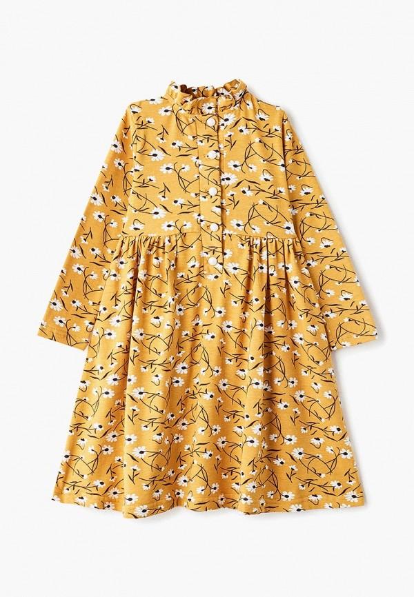 Платья для девочки Archyland цвет желтый