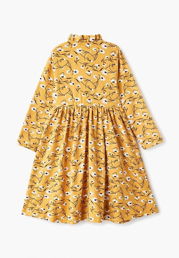Платья для девочки Archyland цвет желтый  Фото 2